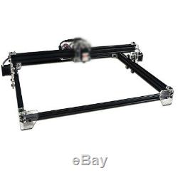 100x100cm USB DIY Wood Engraving Carving CNC Router 2 Axis Mini Machine NEW