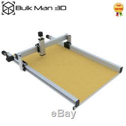 11M LEAD CNC Router Machine Full Kit 4 Axis Mach3 1.5KW Water Cooled DIY CNC