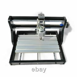 3018PRO DIY CNC Router Laser Engraving Machine GRBL Control 3 Axis 5500mw & ER11