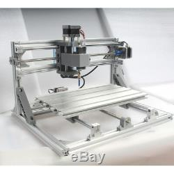 3018 3Axis Engraving Router & 5.5W Laser Module CNC Carving DIY Milling Machine