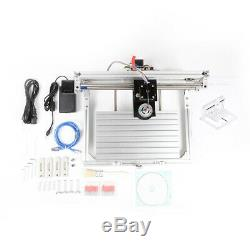 3018 CNC Machine Router 3-Axis Engraving PCB Wood Carving DIY Milling Kit GRBL