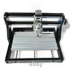 3018 PRO Machine Router 3 Axis Engraving CNC Wood DIY Mill + 5500mw Laser Head