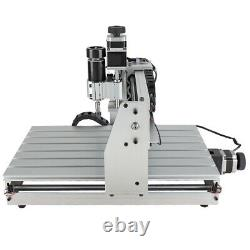 3040 CNC Routers 3Axis Milling Engraving Machine 500W USB Mach3 US Stock DIY