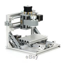 3Axis USB DIY CNC 1610 Router Wood Engraving Carving Milling Machine+500mw Laser