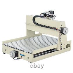3 Axis CNC 3040T Router Engraving Milling Machine 400W DIY Engraver Drilling US