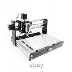 3 Axis Collet CNC3018 PRO DIY Router Kit Engraving Milling Machine GRBL Control