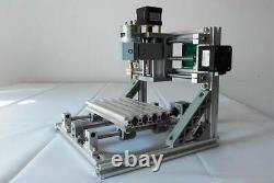 3-Axis DIY Mini CNC Router Engraver Carving Machine for PCB PVC Milling Wood