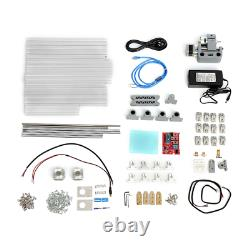 3 Axis Mini DIY CNC Router Standard Spindle Motor Wood Engraving Machine Milling