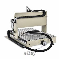3 Axis Router CNC 6040T Engraving Drilling Machine 6040 1500W Spindle DIY Kit