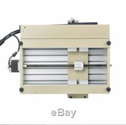 400W 3AXIS USB CNC Engraver Router PCB Wood 3D DIY Carving Milling Machine