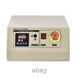 6040 3Axis CNC Router Engraver Machine 1.5KW Wood Metal 3D Cutter DIY USB 220V