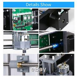 CNC3018 DIY Router Kit Mini Engraving Machine GRBL Control 3 Axis with ER11 Q3I0