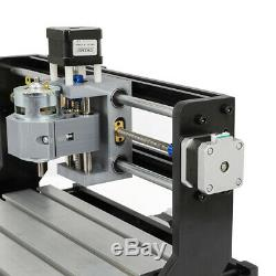 CNC3018 Engraving Router Laser Carving Milling DIY Cutting Machine 3 Axis