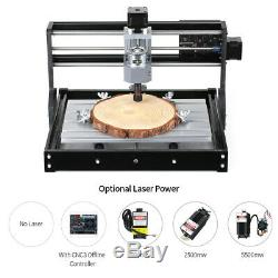 CNC3018 PRO DIY Router Engraving Milling Machine GRBL Control 3 Axis Engraver US