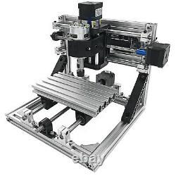 CNC 1610 Laser Engraver DIY 3 Axis Kit Woodworking PVC Mill 5500MW Leaser Moudle