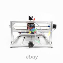 CNC 3018 3 Axis PRO DIY Router Kit Laser Engraving Milling Machine GRBL Control