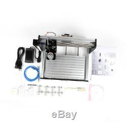 CNC 3018 PRO Machine Router 3 Axis Engraving 2500mw Laser PCB Wood DIY Mill New