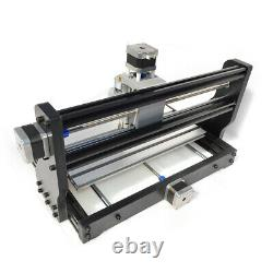 CNC 3018 PRO Machine Router 3 Axis Engraving PCB Wood DIY Mill+ 500mw Laser Head