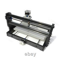 CNC 3018 Pro 3 Axis Engraving DIY Router 5500mw Laser Head PCB Wood DIY Mill