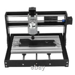 CNC 3018 Pro DIY Mini Router 3 Axis Milling Cutter Machine Wood Router Engraver