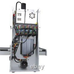 CNC 6040 5 Axis 2.2KW Table Column Type Engraving Router Metal Steel DIY Machine