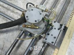 Chad Industries Belt Driven X-Y Axis Bearing Guide 20x21 Stroke Ass'y DIY CNC