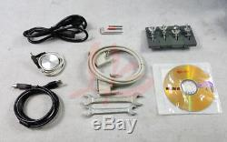DIY 4axis CNC Router /Engraving Drilling Milling Machine 2030 XYZ=20030058mm