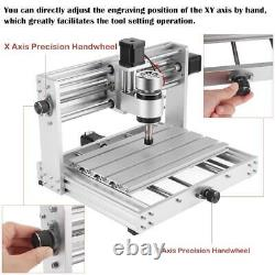 Engraver 3018 Pro MAX GRBL Control With 200w Spindle 3 Axis Milling Machine DIY