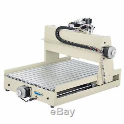 Mini 3 Axis 3040 Engraver CNC Router Kit Drill Mill Machine DIY Cutter USB Port
