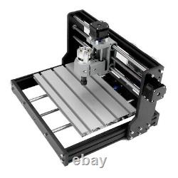 New CNC 3018 Pro DIY 3 Axis Milling Cutter Machine Wood Router Engraver Kits USA