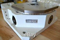 Schneeberger 8 Rotary Stage with 85mm Motor Mount Heavy-Duty CNC DIY 4th Axis