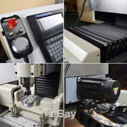 Steel CNC 3040 5axis 2.2KW Machine Engraving Cutting Router For Steel Metal DIY