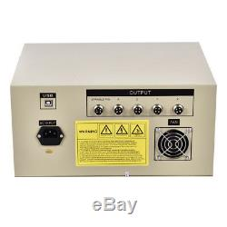 USB 4 Axis 800W Engraving DIY Milling Machine CNC 3040 Router+Manual Controller