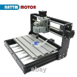 USCNC3018 PRO DIY 3Axis CNC Router Kit Engraving Machine GRBL PCB Wood Carving